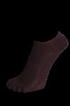 Zehenfüsslinge, Sneakers, Farbe schwarz